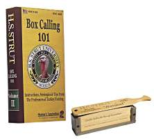H.S. Strut U Box Calling 101 Video Combo