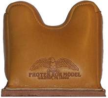 Protektor Model No. 2 Standard Front Bag with Heavy Bottom