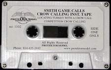 Smith Game Calls Crow Calling Instructional Cassette