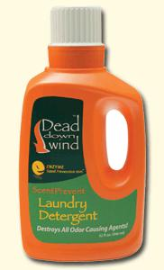 Dead Down Wind ScentPrevent Laundry Detergent