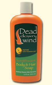 Dead Down Wind ScentPrevent Body & Hair Soap