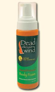 Dead Down Wind ScentPrevent Body Foam