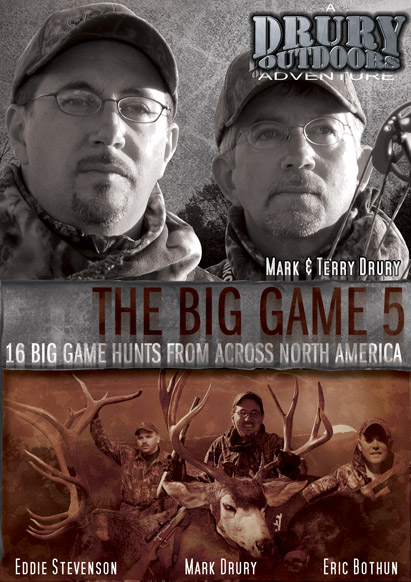 Drury Outdoors The Big Game 5 DVD