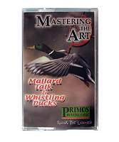 Primos Mallard Talk & Whistling Ducks Cassette