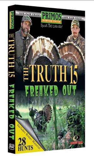 Primos The Truth 15 Freaked Out Turkey DVD