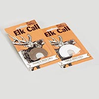 Scotch Double Reed Diaphragm Elk Call
