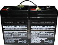 Electronic Game Call Battery (***MEASURE FIRST!)