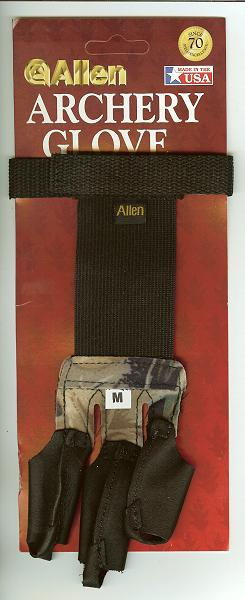 Allen Archery Glove - Medium