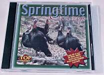 TOP Calls Springtime Gossip Turkey Audio CD