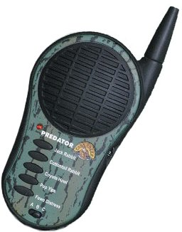 Nomad MX3 Predator Receiver / Game Call