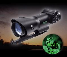 ATN Aries MK330 Warrior Night Vision Weapon Sight - 1st Gen.