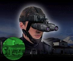 ATN Cougar Night Vision Goggle System - 1st Gen.