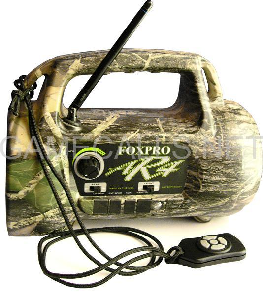 FOXPRO AR4 with FREE Camo Option