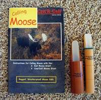 Crit'R Call Bull Moose Grunt Call