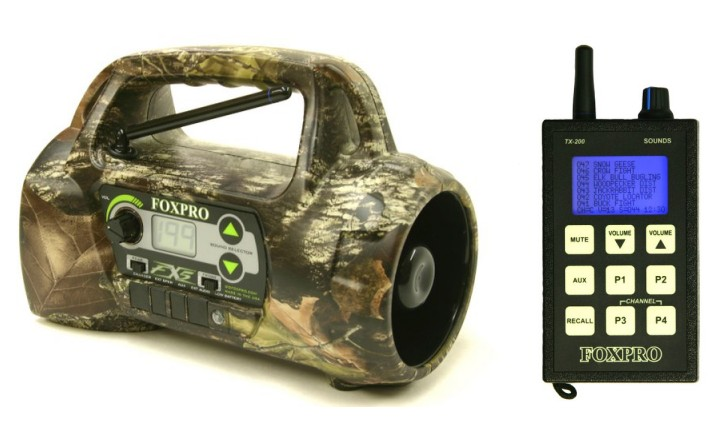 Custom FOXPRO FX5 with FREE Camo Option & Remote