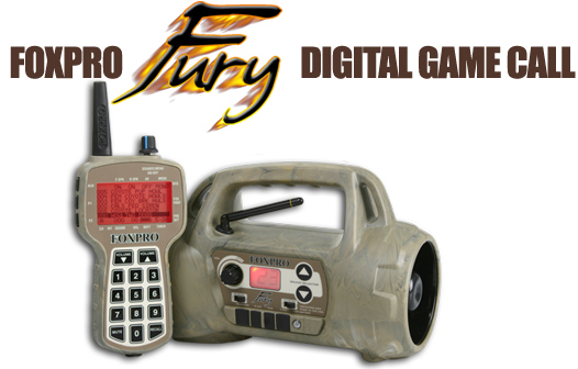 FOXPRO Fury Digital Predator Game Call