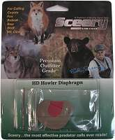 Sceery Howler Mouth Diaphragm Call - 2 Pack