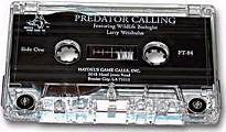 Haydel's Predator Instructional Cassette