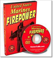 U.S. Marines Firepower DVD