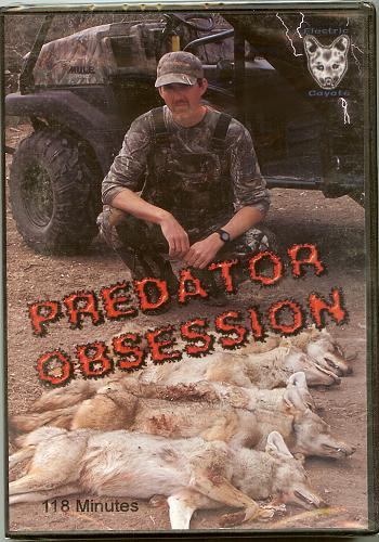 Predator Obsession DVD