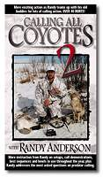 Randy Anderson Calling All Coyotes 2 DVD