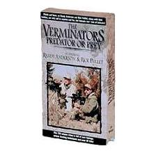 Randy Anderson Verminators Predator or Prey DVD