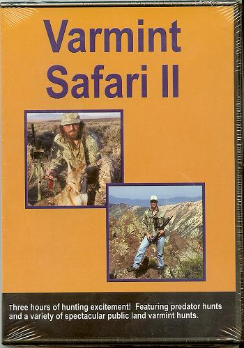 Rocky Mtn Varmint Hunter Varmint Safari 2 DVD