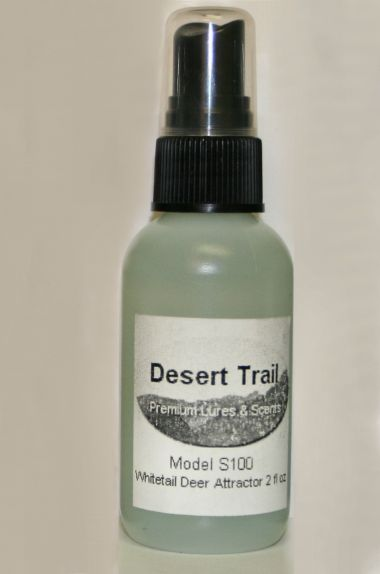Desert Trail Super Deer Attractant & Cover Scent 2 oz