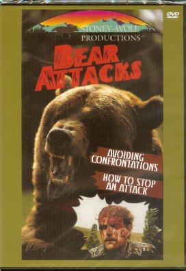 Stoney-Wolf Productions Bear Attacks