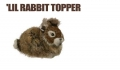 FOXPRO 'Lit Rabbit Predator Decoy
