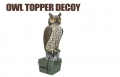 FOXPRO Owl Topper for Jack-in-the-Box Decoy