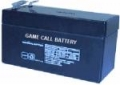 Electronic Game Call Battery for Power Pro Convert-A-Caller