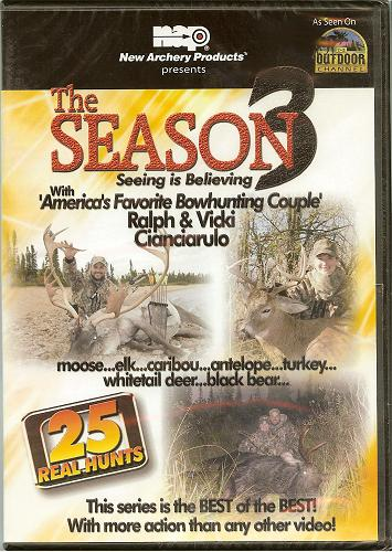 Archer's Choice The Season 3 DVD