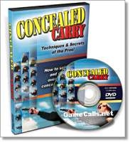 Concealed Carry Techniques & Secrets of the Pros DVD